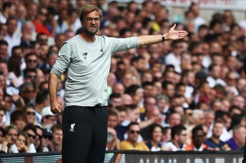 Klopp vang tuc khi biet tran dau cua Liverpool khong duoc phat song hinh anh