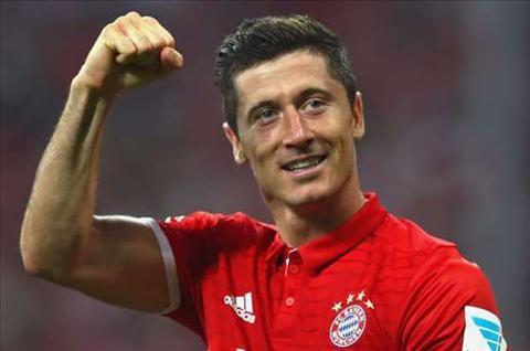 Tien dao Alvaro Morata cho rang Lewandowski xuat sac nhat hinh anh