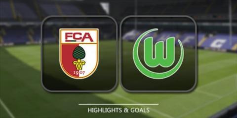 Nhận định Augsburg vs Wolfsburg 21h30 ngày 2312 Bundesliga 2018 hình ảnh