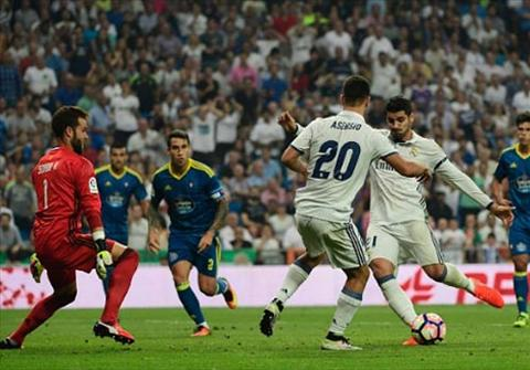 Tien dao Alvaro Morata tuyen bo o lai Real Madrid hinh anh