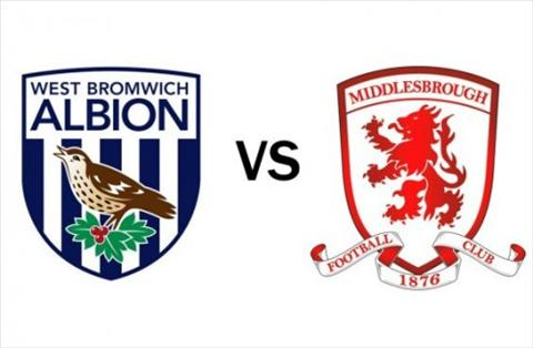 West Brom vs Middlesbrough 19h30 ngay 288 (Vong 3 NHA 201617) hinh anh