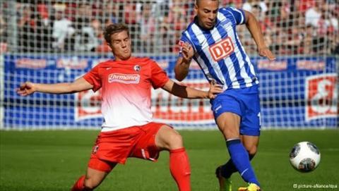 Nhan dinh Hertha Berlin vs Freiburg 20h30 ngay 288 (Bundesliga 201617) hinh anh