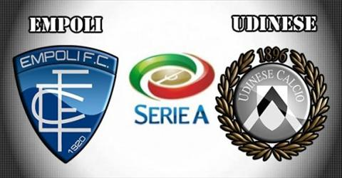 Nhan dinh Udinese vs Empoli 01h45 ngay 298 (Serie A 201617) hinh anh