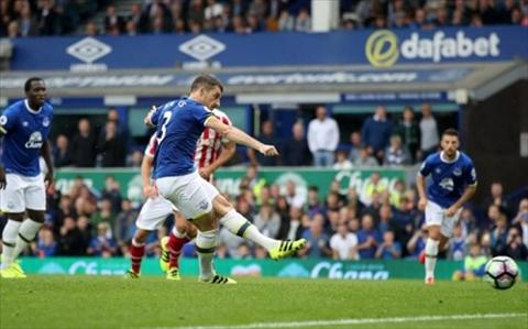 1 CDV Everton dot tu trong tran dau voi Stoke City hinh anh