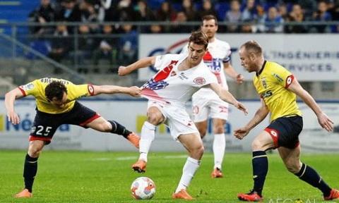 Nhan dinh Sochaux vs Brest 01h30 ngay 3008 (Hang 2 Phap 201617) hinh anh