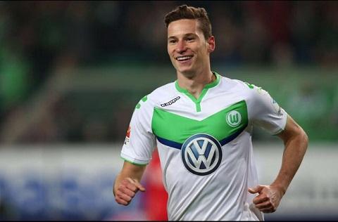 Tien ve Julian Draxler chac chan roi Wolfsburg hinh anh