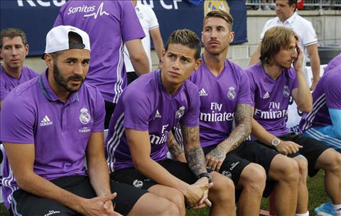 Zidane tiet lo Real co the mat BBC o Sieu cup chau Au hinh anh