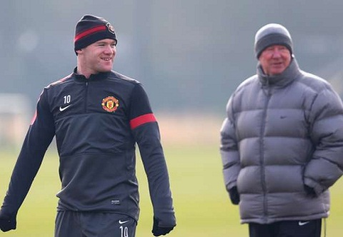 tien dao Rooney hinh anh