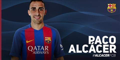 Paco Alcacer toi Barca voi gia 30 trieu euro hinh anh 2