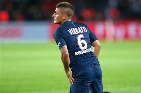 Juventus len ke hoach dua Verratti hoi huong thi dau hinh anh