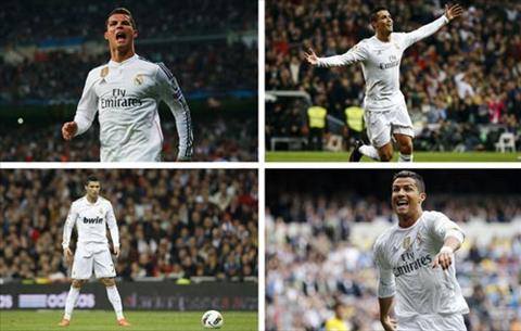 7 sieu pham cua Ronaldo qua 7 mua khoac ao Real Madrid hinh anh