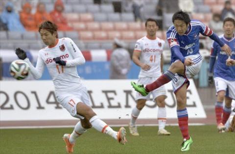 Omiya Ardija vs Yokohama Marinos 17h00 ngay 318 (Cup Quoc gia nhat 2016) hinh anh