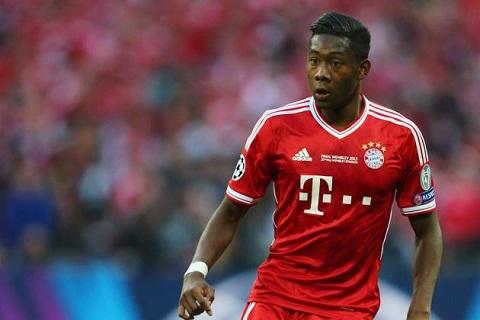 David Alaba duoc Bayern dinh gia toi 80 trieu Euro