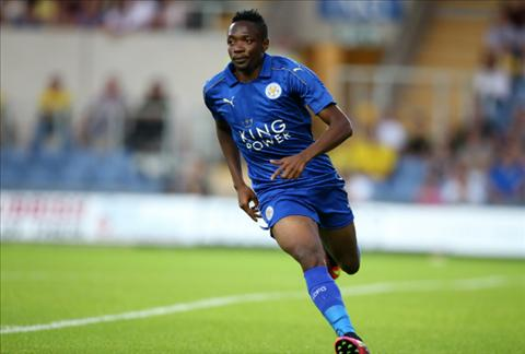 Voi Ahmed Musa, Leicester co them mot chiec F1 hinh anh