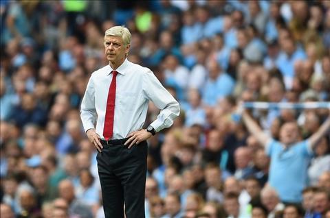 Wenger cua Arsenal hinh anh