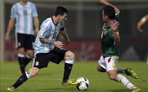Lionel Messi hinh anh