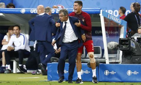 Mourinho xem thuong man chi dao cua Ronaldo o CK Euro 2016 hinh anh