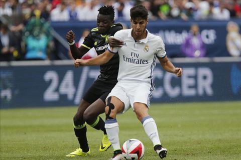 Sao tre Marco Asensio quyet bam tru o Real Madrid hinh anh