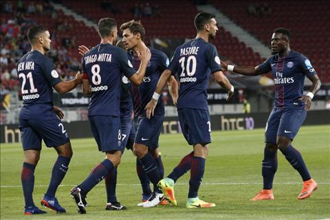 Video clip ban thang PSG 4-1 Lyon (Sieu cup Phap 2016) hinh anh