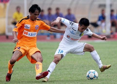 SHB Da Nang vs Ha Noi T&T (17h 78) Khong co cho cho tinh than hinh anh 2