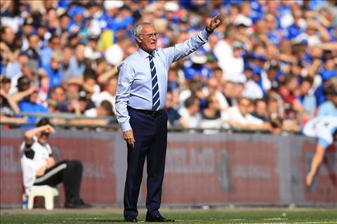 HLV Claudio Ranieri chinh thuc gia han hop dong voi Leicester hinh anh