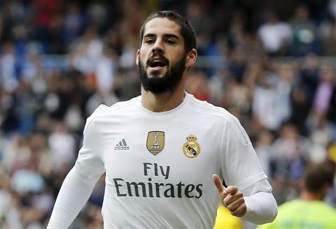 Isco roi Real Madrid hinh anh