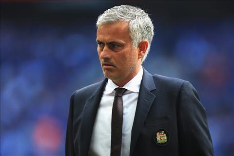 M.U vs Leicester HLV Mourinho 2