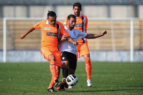 Ascoli vs Lecce 01h30 ngay 98 vong 2 Coppa cup Quoc gia Italia 201617 hinh anh