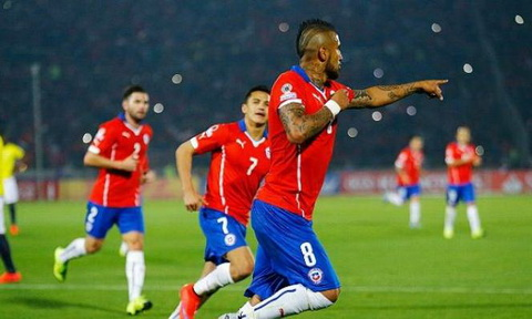 Nhan dinh Paraguay vs Chile 07h00 ngay 0209 (VL World Cup 2018) hinh anh