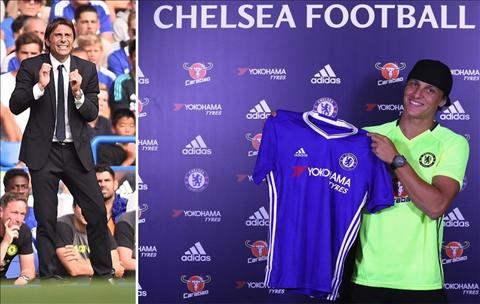 Voi David Luiz, Chelsea se thuc su la cua Antonio Conte  hinh anh 3
