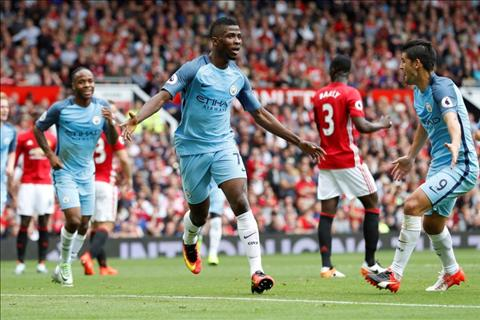 Guardiola tiet lo ly do dung Iheanacho o derby Manchester hinh anh
