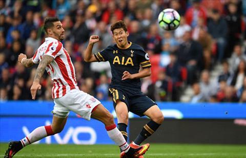 Tong hop Stoke 0-4 Tottenham (Vong 4 NHA 201617) hinh anh