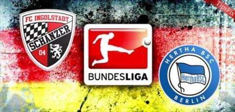 Nhan dinh Ingolstadt vs Hertha Berlin 20h30 ngay 109 (Bundesliga 201617) hinh anh