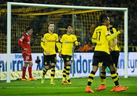 Nhan dinh RB Leipzig vs Dortmund 23h30 ngay 109 (Bundesliga 201617) hinh anh