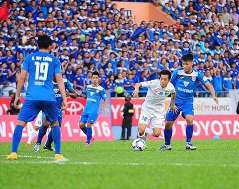 Tong hop Quang Ninh 0-1 Ha Noi T&T (Vong 25 V-League 2016) hinh anh