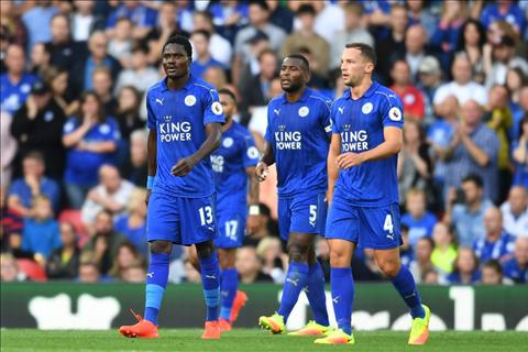 Kha nang Leicester vo dich Premier League 20 1617 la khong cao hinh anh 6