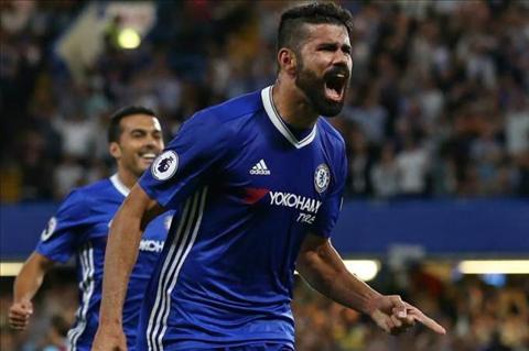 Hazard khen tien dao Diego Costa hinh anh