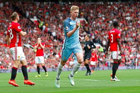 Kevin De Bruyne da chung minh Mourinho dung va sai hinh anh
