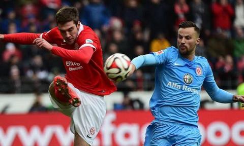 Nhan dinh Mainz vs Hoffenheim 22h30 ngay 1109 (Bundesliga 201617) hinh anh