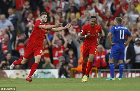 Video clip ban thang Liverpool vs 4-1 Leicester NHA 201617 hinh anh