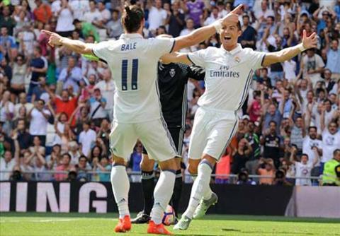 Ronaldo tu tin Real se phe truat Barca o La Liga 201617 hinh anh