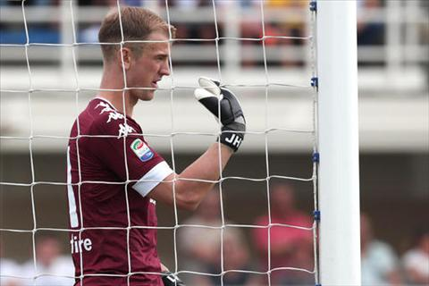 West Ham muon dua Joe Hart tro lai Premier League
