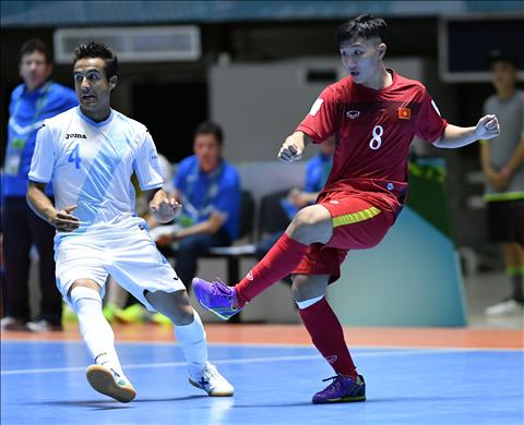 Nong QBV Viet Nam 2016 se duoc trao cho cau thu Futsal hinh anh