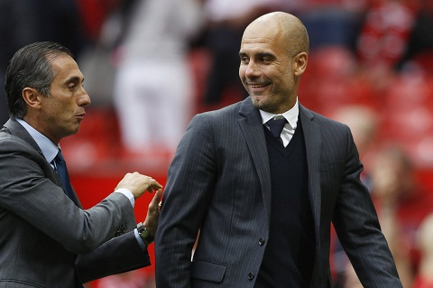 Pep Guardiola Man City khong the da Champions League voi phong do nay hinh anh
