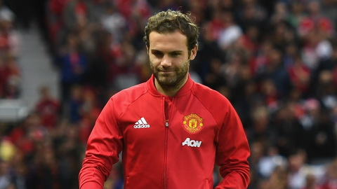 Juan Mata viet tam thu sau that bai o tran derby Manchester.