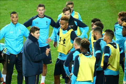 Champions League se la bai test cho ban linh cua Tottenham hinh anh 2