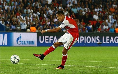 Tien dao Alexis Sanchez lai voi vinh Arsenal hinh anh