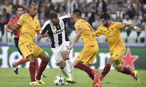 Juventus 0-0 Sevilla Tra gia vi phung phi co hoi hinh anh
