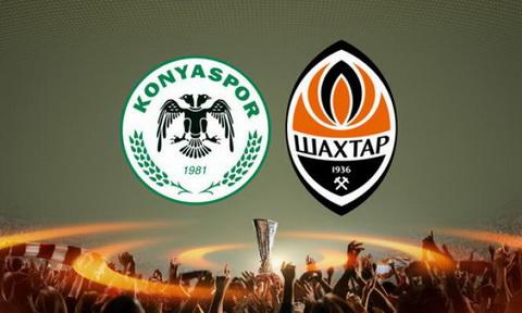 Konyaspor vs Shakhtar Donetsk 02h00 ngay 1609 (Europa League 201617) hinh anh