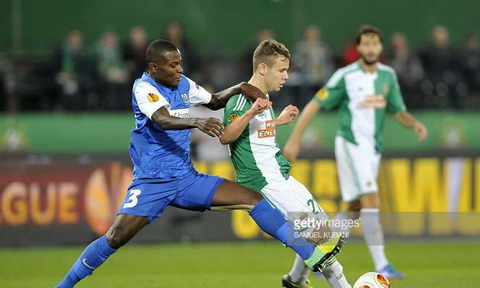 Nhan dinh Rapid Wien vs Genk 00h00 ngay 1609 (Europa League 201617) hinh anh